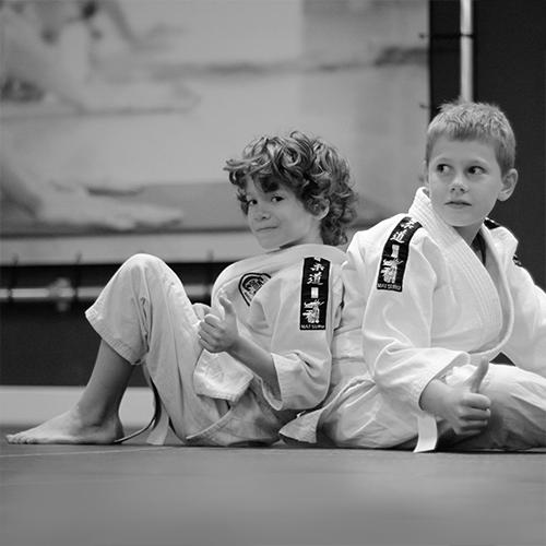 Judo & Jiu Jitsu
